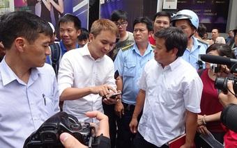 """Bị cẩu xe, nhạc sĩ trẻ ở Sài Gòn vẫn tươi cười: """"Em hoàn toàn ủng hộ và hợp tác, không sao cả"""""""