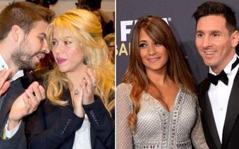 Chiều lòng vợ, Messi không mời cặp Pique - Shakira dự lễ cưới