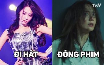 Đây là lí do idol Hàn của chúng mình tốt nhất đừng đóng phim!