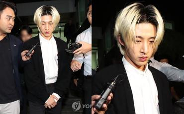 NÓNG: B.I (iKON) chính thức lộ diện sau 14 tiếng thẩm tra về ma túy với dáng vẻ gây sốc, thừa nhận một số cáo buộc