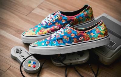 Tung tăng chơi hè với bộ sưu tập giày thể thao ra mắt tháng 6/2016