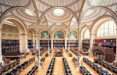 Xuôi theo lịch sử châu Âu qua những thư viện tuyệt đẹp