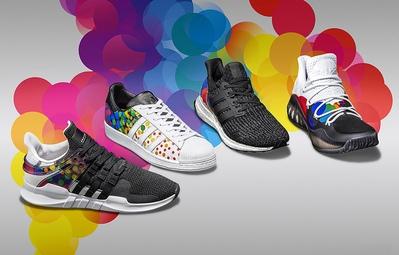 Điểm mặt các mẫu giày thể thao thời thượng ra mắt đầu tháng 6