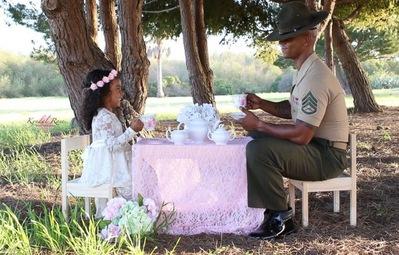15 khoảnh khắc yêu ơi là yêu của các ông bố và con gái cưng