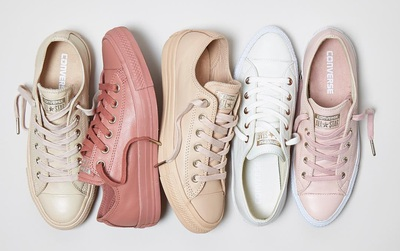 """Giày Converse có thể xinh yêu, """"sang chảnh"""" đến như thế này sao?"""