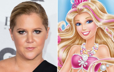 Bà béo Amy Schumer chính thức thủ vai búp bê Barbie