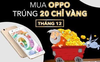 Sắm Oppo sành điệu, ôm vàng 90 triệu: Thể lệ mới, cơ hội trúng cực cao