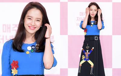 """Gary rời """"Running Man"""", Song Ji Hyo vẫn đẹp rạng rỡ và cười tươi rói suốt sự kiện"""