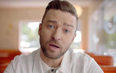 """Can't Stop the Feeling!"" của Justin Timberlake: Ca khúc dở nhất 2016"