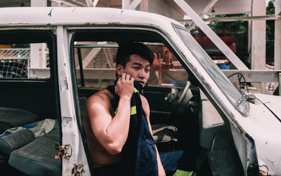 Anh chàng 20 tuổi điển trai và quyết định khác lạ: Bỏ đại học để theo đuổi nghiệp lính cứu hộ