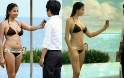 """Xem Photoshop đã giúp sao Hàn """"vịt hoá thiên nga"""" như thế nào"""