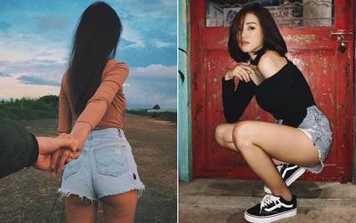 """Loạt hot girl Việt đang chứng minh: Túi hiệu son xịn chưa cần có, nhưng shorts thì chắc chắn phải có một """"em""""!"""