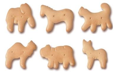 Nhìn bánh quy mà biết hình con gì thì quá là thần thông quảng đại