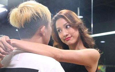 """Lilly Nguyễn """"sợ chết khiếp"""" khi liên tục hôn Trấn Thành"""