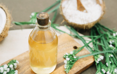 Học cách làm dầu dừa chất lượng để dưỡng da, dưỡng tóc