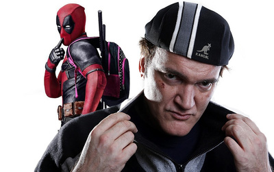 """Người hâm mộ muốn quái kiệt Quentin Tarantino cầm trịch """"Deadpool 2"""""""