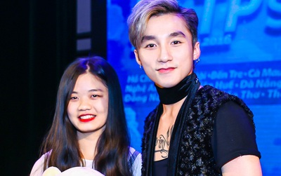 Sau 5 năm, Sơn Tùng M-TP bất ngờ khi gặp lại cô bé fan đã đặt nickname Sky cho mình!