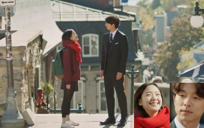 """Goblin: Thích thú với thân thế """"yêu tinh"""" của Gong Yoo, nữ sinh Kim Go Eun lập tức tỏ tình"""