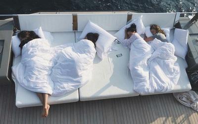 Click vào đây để xem tư thế ngủ hiện tại của bạn lợi - hại như thế nào