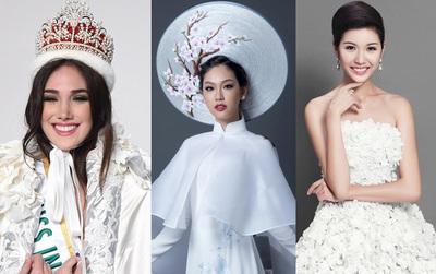 Phỏng vấn độc quyền: Top 5 Hoa hậu Quốc tế 2015 nói về đại diện Việt Nam - Phương Linh trước giờ G