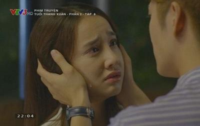 Nhìn thấy nước mắt Linh (Nhã Phương) rơi, Junsu (Kang Tae Oh) lại xao động!