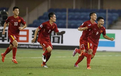 U19 Việt Nam tiếp tục gây bất ngờ ở đấu trường châu Á