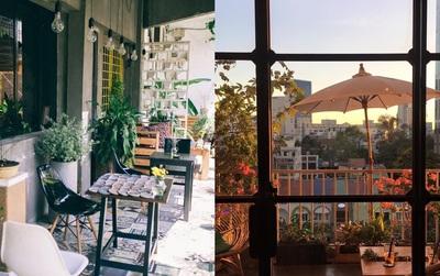 Ngắm mưa ở Sài Gòn, nhất định phải ghé 4 quán cafe này!
