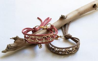 Ai mê đồ handmade thì thử ngay cách đan vòng tay cực cá tính này