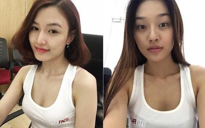 """Lộ diện mặt mộc của các ứng viên tranh suất vào nhà chung """"The Face Vietnam""""!"""