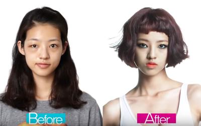 """Sốc toàn tập với nhan sắc như """"phẫu thuật thẩm mỹ"""" của thí sinh Next Top Hàn Quốc!"""