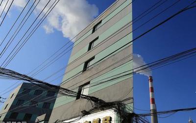 """Những tòa nhà mỏng tang như giấy """"cộp mác"""" Trung Quốc chấp hết các công trình ấn tượng trên thế giới"""