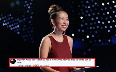 """Tóc Tiên """"hiến kế"""" cho Thảo Trang vừa hát vừa làm cách này để chiếm sóng mạng xã hội như Chi Pu"""