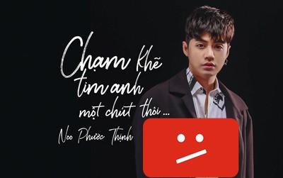 MV của Bảo Anh vẫn chưa yên thân với YouTube đâu, kể cả khi đã nhanh chóng sửa sai