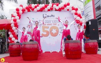 Tưng bừng ưu đãi mừng khai trương Gogi House Phạm Hùng