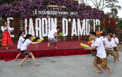 Chào hè ấn tượng với lễ hội vang Sun World Ba Na Hills hút khách