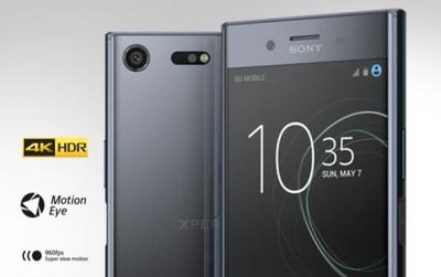 Đếm ngược thời gian đến ngày mở bán siêu phẩm Sony Xperia XZ Premium