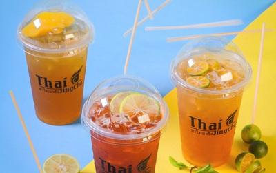 Thai Jing Cha - Trà sữa Thái chuẩn 100% và món mực chiên 6 vị nổi tiếng khắp châu Á