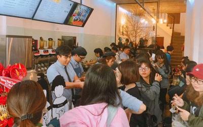 Giới trẻ xôn xao về sự xuất hiện của thương hiệu trà sữa danh tiếng Heekcaa Việt Nam