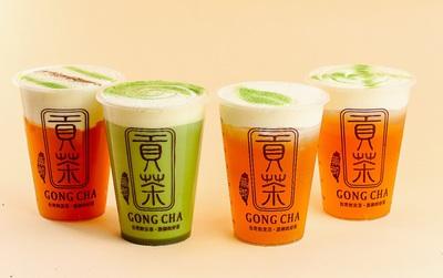 Giảm giá 40%: Gong cha DingYu 67B Hàng Bông tưng bừng khai trương ngày 16/8