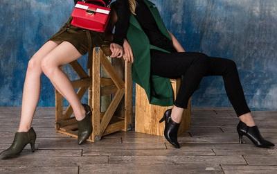Thời trang Thu Đông: Bí quyết diện boots chất lừ cùng bạn thân