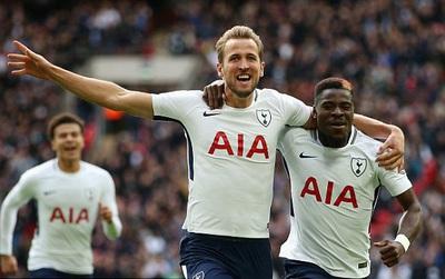 TRỰC TIẾP Tottenham 2-1 Liverpool (hiệp 1): Kane rực sáng
