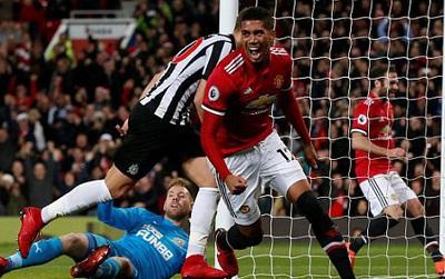TRỰC TIẾP Man Utd 3-1 Newcastle (hiệp 2): Pogba ghi bàn