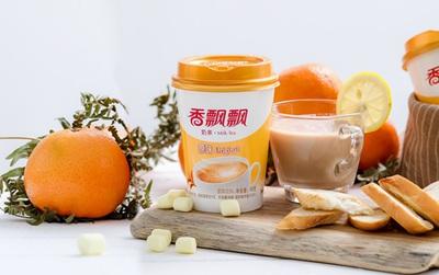 Trà sữa uống liền Hương Phiêu Phiêu (Xiang Piao Piao) - Lựa chọn tiện lợi dành cho giới trẻ