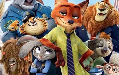 Trực tiếp lễ trao giải Oscar 2017: Zootopia chiến thắng giải Phim hoạt hình xuất sắc nhất