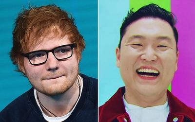 """Mất No.1 Hot 100, Ed Sheeran quay sang """"đấm đá"""" các nghệ sỹ Hàn"""