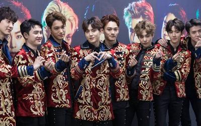Hè năm nay sẽ nóng gấp bội với màn trở lại của EXO