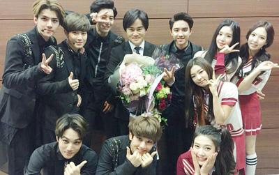 Đại chiến tháng 7 của nhà SM: EXO đụng độ Red Velvet