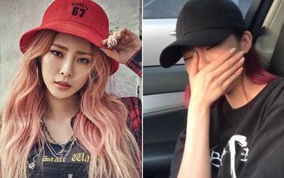 Nữ rapper bị dè bỉu vì đăng ảnh khóc nức nở khi nghe Hyorin hát