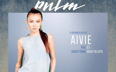 """Đến lượt """"Philippines' Next Top Model"""" cũng có thí sinh gốc Việt!"""