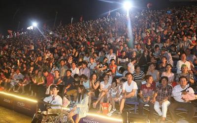 Người dân Đà Nẵng náo nức chờ đợi khai mạc lễ hội pháo hoa quốc tế 2017